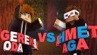 AHMET AGA VS GEREKSİZ ODA - Türkçe Minecraft Survival Games - w/Ahmet Aga