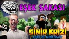 Buğrak'ya Eşek Şakası Ve Sinirden Ağladı! Ve Korkunç Gemi! - Lord Of Minecraft! - Bölüm 8- Ahmet Aga