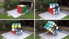 Dünyanın En Büyük Rubik Küpü