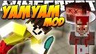 KENDİMİ KESİP YEDİM! | Minecraft YAMYAMLIK MODU! | Mod Tanıtımı