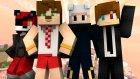 Minecraft: Speed Builders -2- K'cıların Kralı !