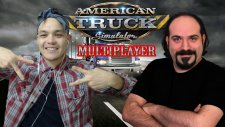 Multiplayer Muhabbeti[Oyun Seyir]/American Truck Simulator #5