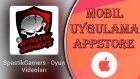SpastikGamers - Oyun Videoları / Mobil Uygulamam Şimdi Appstore'da!