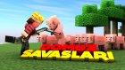 Minecraft Domuz Savaşları! - Emrecandan Best Taktik Ohaa !! -Pig Wars - W/gereksiz Oda