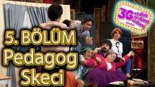 3G Show (Geldim Gördüm Güldüm Show) 5. Bölüm - Pedagog Skeci