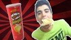 Ağza Pringles Sığdırma Yarışması - Twobrother