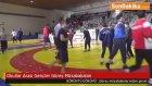Bilecik'te Okullar Arası Gençler Güreş Müsabakaları