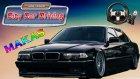 City Car Driving 1.5/Bmw E38 ile Makas Kapışması