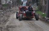 Hurda Parçalarından Yerli Otomobil Üretmek