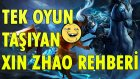 Karşı Takımla 1vs5 Penta Atan Ormancı Xin Zhao Rehberi