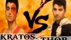 Kratos Vs Thor [tb Türk Kısa Filmi] - Twobrother
