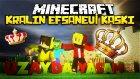 Minecraft | Uzayda Yaşam! (Sky Survival) - Kralın Efsanevi Kaskı! - Bölüm 2 - Tto
