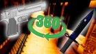 360 Noscope Deagle! - Csgo Silah Yarışı #19