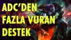Adc'den Fazla Vuran Sıon Destek | Platinden Şampiyonluğa #7 | League Of Legends