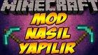 Minecraft Modu Nasıl Yapılır ? - Bölüm 1 - Çalışma Ortamı Oluşturma!