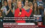 Rakiplerini Eleştirmek İçin Köpek Gibi Havlayan  Hillary Clinton