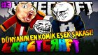 Türkçe Minecraft | Craziest Craft | DÜNYANIN EN KOMİK EŞEK ŞAKASI! ve ANIL ÇILDIRDI! - Bölüm 3