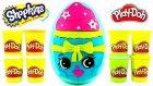 Cicibiciler 4. Sezon Disney Tsum Tsum Oyuncakları-Shopkins Oyun Hamuru DEV Sürpriz Yumurta Açımı