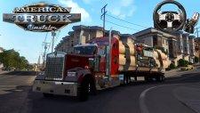 Dinamit Taşıyorum :D /American Truck Simulator #6