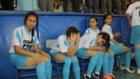 Kız Öğrenciler Kaçan Şampiyonluk İçin Gözyaşlarına Boğuldu
