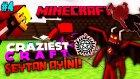 Türkçe Minecraft | Craziest Craft | Şeytan Çağırıyoruz Korkunç Ayin!! - Bölüm 4