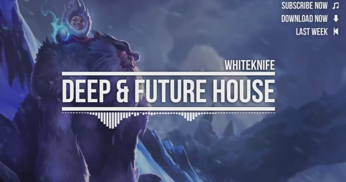 Future deep house dinle for New deep house music 2015