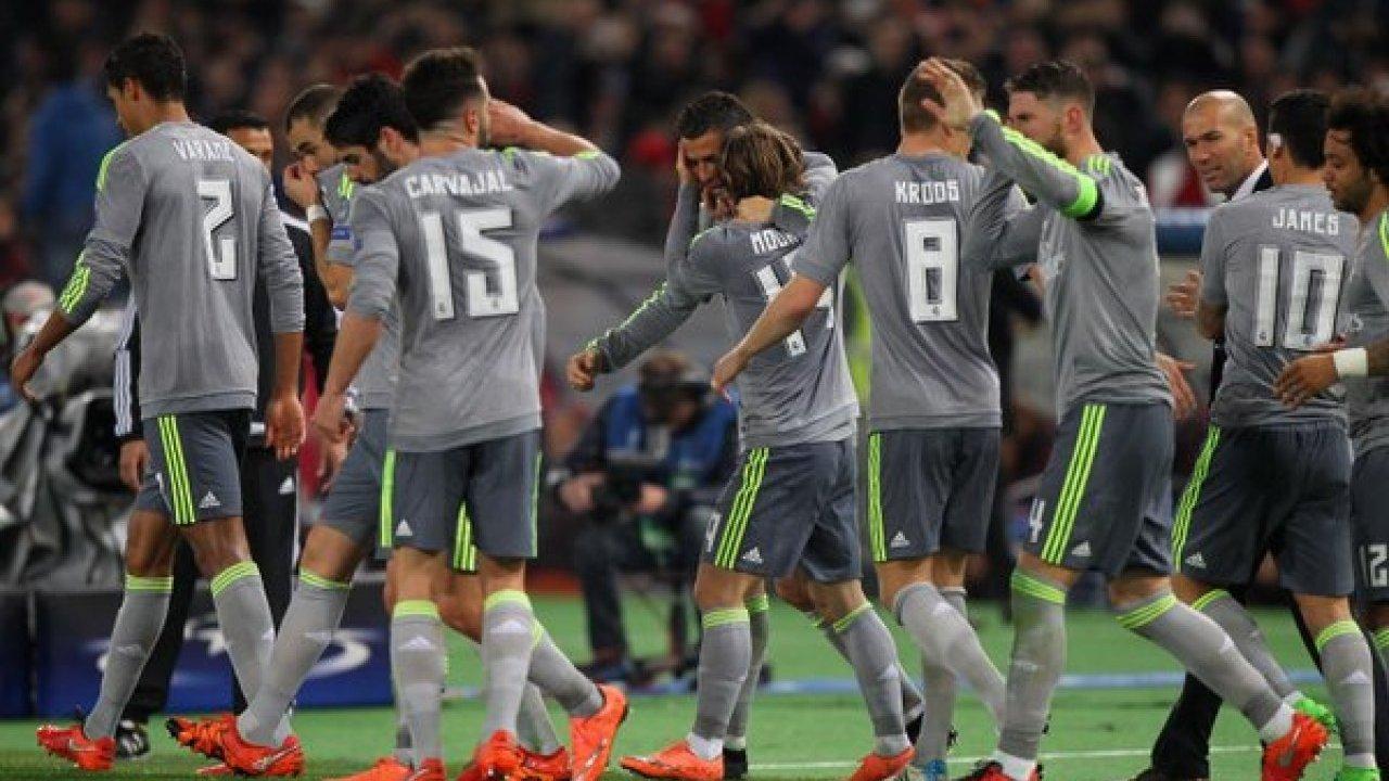 Реал Мадрид Последние Игры