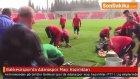 Balıkesirspor'da Adanaspor Maçı Hazırlıkları