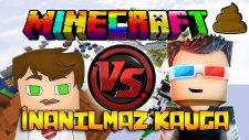 BugraaK vs Ahmet Aga - Minecraft İnanılmaz KAVGA!