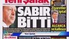 Görüntülü Türkiye Gazete Manşetleri 18 Şubat 2016
