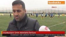 İstanbulspor Emin Adımlarla İlerliyor