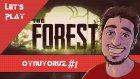 The Forest Türkçe Oynanış - Bölüm 1: Nasıl Düştü Bu Uçak?
