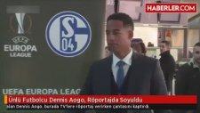 Ünlü Futbolcu  Aogo, Röportajda Soyuldu