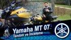 Yamaha MT-07 Tanıtım ve İnceleme - Burak AYKIR
