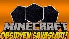 2 Vs 2 | Minecraft | Obsidyen Savaşları | Bölüm-8 | Ft.ozan Berkil,gereksizoda,hyperfox