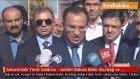 Ankara'daki Terör Saldırısı - Adalet Bakanı Bekir Bozdağ ve Bakan Işık