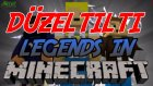 (Düzeltildi)maden! - Legends İn Minecraft - Bölüm 2 W/azizgaming