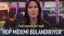 Ece Üner'den HDP'ye Sert Tepki (Enine Boyuna 18 Şubat Perşembe)