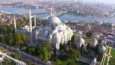 İstanbul'un 7 Tepesi İlk Kez 4k Görüntülendi