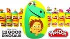 İyi Bir Dinozor Sürpriz Yumurta Oyun Hamuru - MLP Minions Cicibiciler