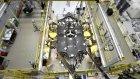 NASA'nın Uzay Teleskobu James Webb'in Timelapse Görüntüleriyle Yapımı