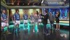 Sergio Ramos'un eşi meşhur dansı yaptı