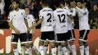 Valencia 6-0 Rapid Vienna (18 Şubat Perşembe Maç Özeti)