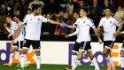 Valencia 6-0 Rapid Vienna (Geniş Özet - 18 Şubat Perşembe 2016)