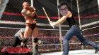 WWE 2K16 Kariyer -  Yamulan Randy - Bölüm 56 - Burak Oyunda