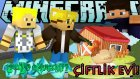 ÇİFTLİK EVİ - LEGENDS in MİNECRAFT - Bölüm 17 w/LeafGaming35