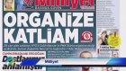 Görüntülü Türkiye gazete manşetleri 19 Şubat 2016