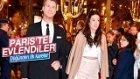 Kıvanç Tatlıtuğ Paris'te Başak Dizer'le Evlendi İşte İlk Görüntüler (19 Şubat Cuma)