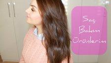 Saç Bakım Ürünlerim | Dove Oxygen Moisture Serisi