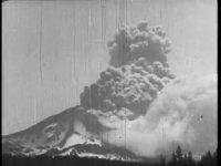 Tarihte Görüntülenen ilk Aktif  Volkan Patlaması
